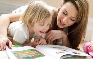 Gradinita Irina - motivarea cititului