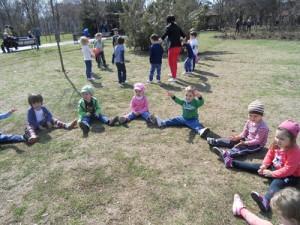 Joaca in Aer Liber | Gradinita Irina - Gradinita Militari Sector 6